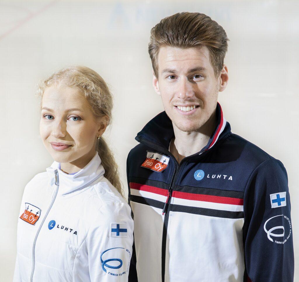 Juulia Turkkila Matthias Versluis